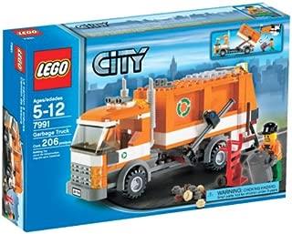 LEGO City Garbage Truck - 7991