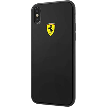 Ferrari Heritage Quilted Leather Hard Case For Iphone Amazon De Elektronik