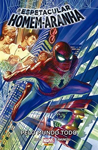 O Espetacular Homem-aranha Vol. 8: Pelo Mundo Todo