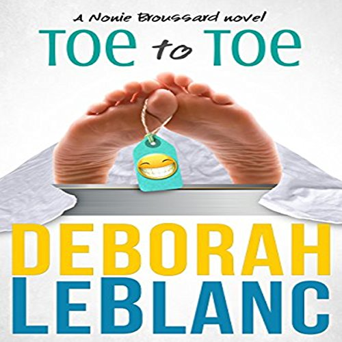Toe to Toe Audiobook By Deborah LeBlanc cover art