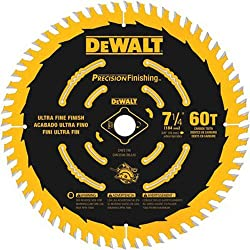 DEWALT 7-1/4 Circular Saw Blade Review