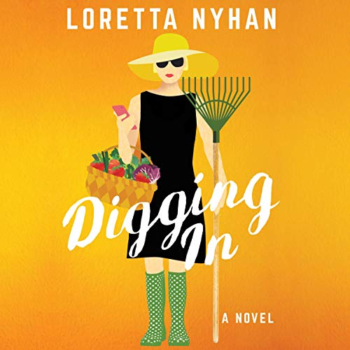 Digging In audiobook cover art