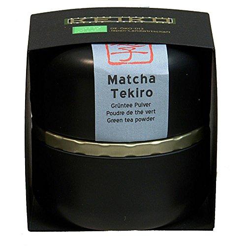 Matcha Tekiro Grüntee Pulver - 30gr