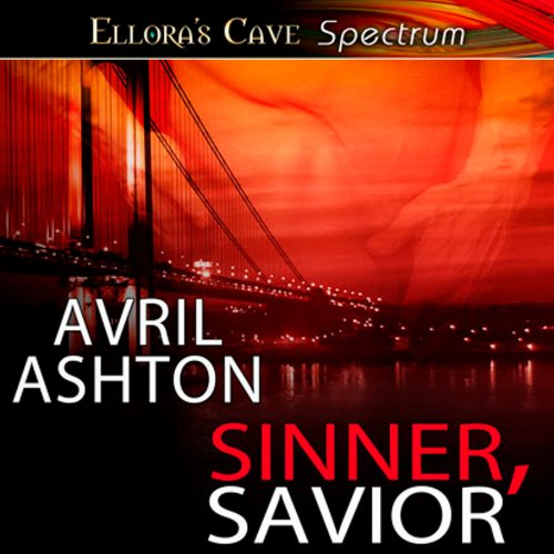 Sinner, Savior audiobook cover art