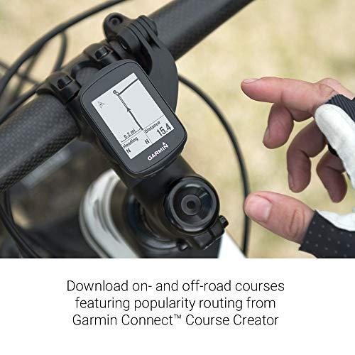 Garmin Edge 130, Compact and Easy-to-use GPS Cycling/Bike Computer (Renewed)