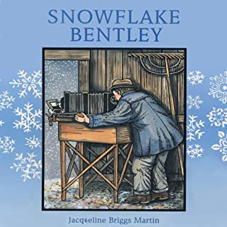 Snowflake Bentley audiobook cover art