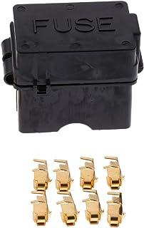 perfeclan 5pieces 28v 5a Auto Rearmables Marinos Mini Hoja Cuchilla Interruptor De Fusible
