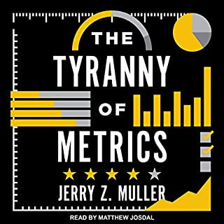 The Tyranny of Metrics cover art