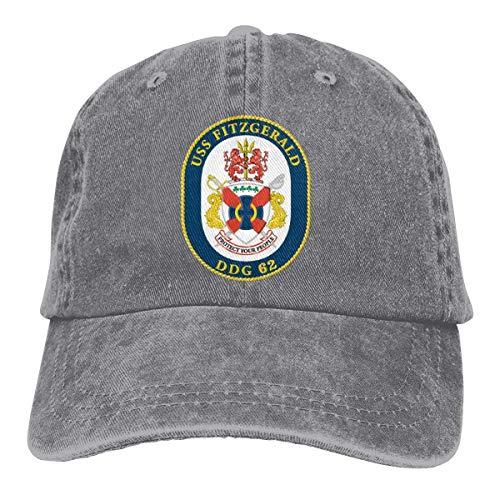 Ameok-Design Gorra de béisbol vintage de transferencia de vinilo para hombres y...