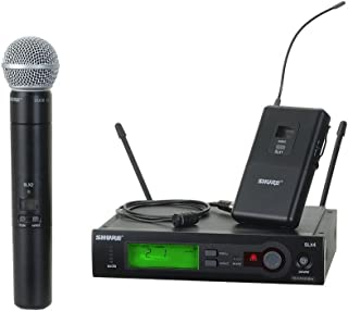 Shure SLX124/85/SM58 Combo Wireless System, G5
