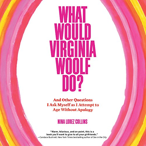 What Would Virginia Woolf Do? audiobook cover art