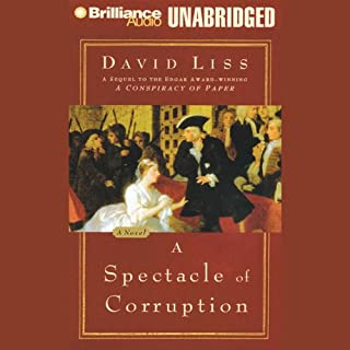 A Spectacle of Corruption audiobook cover art