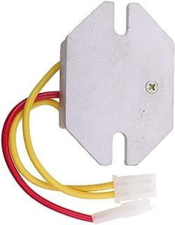 Tubayia - Regulador de Voltaje para Briggs & Stratton 393374 394890 691185 797182 797375 845907
