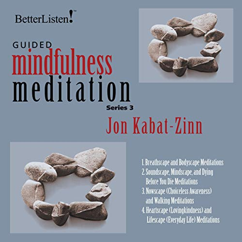 Guided Mindfulness Meditation Series 3 cover art