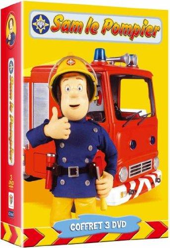 Sam Le Pompier-Coffret 3 DVD