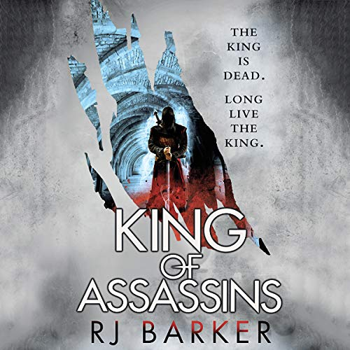 King of Assassins audiobook cover art