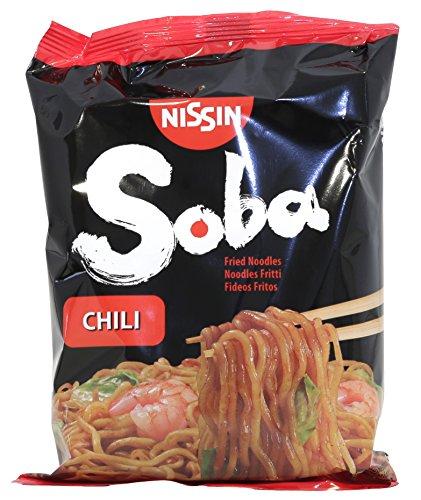 Nissin Yakisoba Noodle di grano Saraceno Piccanti Instant - 110 gr