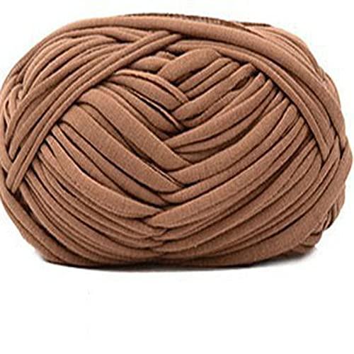 Zoomlie 10 rollos de hilo de tela tejida doble 100% poliéster, muy suave, grueso, varios colores,...