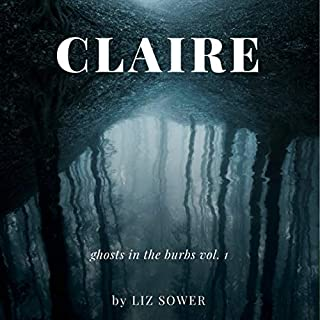 Claire audiobook cover art
