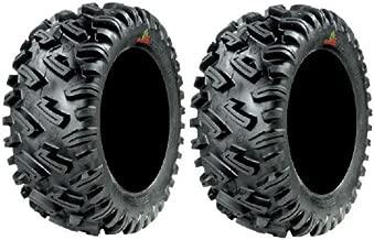 Pair of GBC Dirt Commander (8ply) ATV Tires [27x11-14] (2)