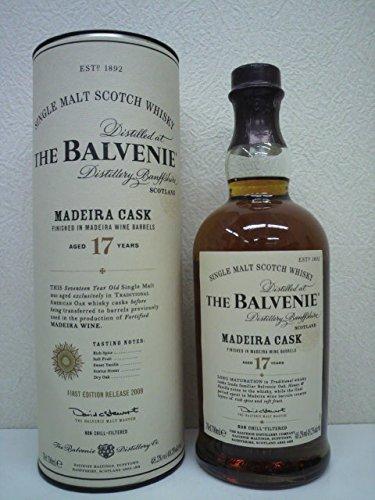 Balvenie 17 years Madeira Cask