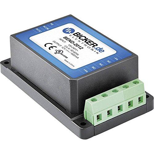 Bicker Elektronik BEND-0524 AC/DC-Einbaunetzteil 0.23A 5W 24 V/DC