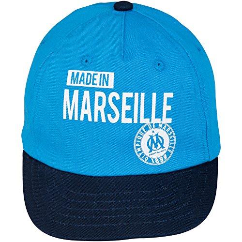 Casquette Bebe garçon OM - Collection officielle Olympique de Marseille - Puericulture