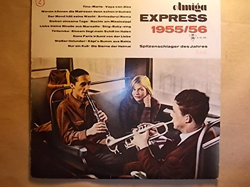 AMIGA-Express 1955/56
