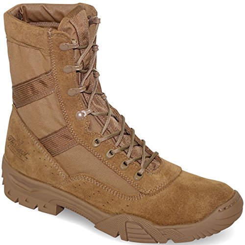 Thorogood 913-7000 Men's Saw 8' Military Boots, Coyote - 13 B(M) US