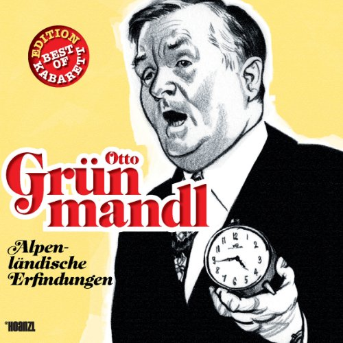 Otto Grünmandl audiobook cover art