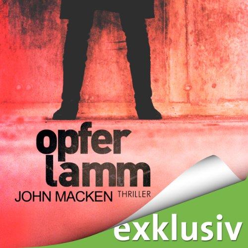Opferlamm audiobook cover art