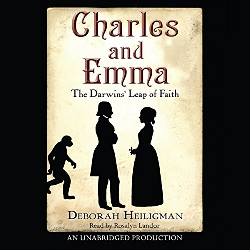 Charles and Emma audiobook cover art