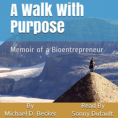 A Walk with Purpose audiobook cover art