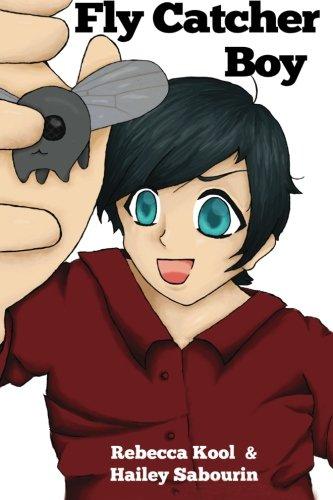 Fly Catcher Boy: an English & Japanese children's book