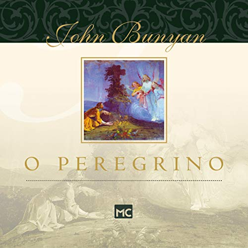 O peregrino [The Pilgrim] audiobook cover art