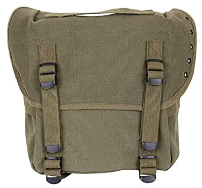 Rothco GI Style Canvas Butt Pack, Olive Drab