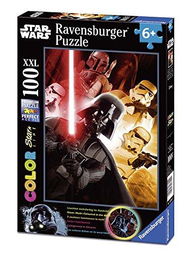 Star Wars- Rompecabezas de 100 Piezas, XXL (Ravensburger 13702)