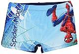 Spiderman, Boxer Maillot De Bain Gar篮,3 ans,Bleu Marine