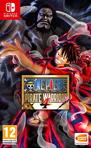 One Piece: Pirate Warriors 4 - Nintendo Switch