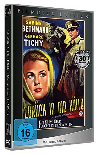 Zurück in die Hölle - Das grosse Heimweh - Filmclub Edition #58 - Limited Edition auf 1200 Stück