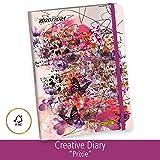 Online 02994 - Wochenplaner 2020/2021, Creative Diary Prixie