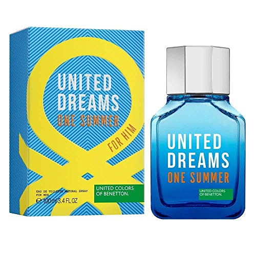 Benetton One Summer For Him 100 ml Edt Spray de Benetton
