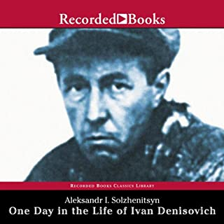 One Day in the Life of Ivan Denisovich audiobook cover art