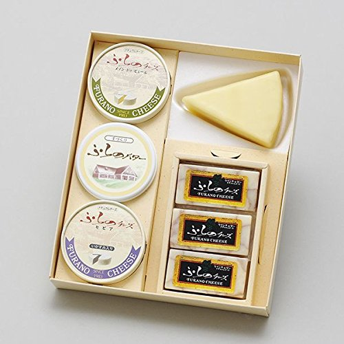無添加 富良野チーズセット 2