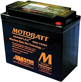 باتری موتور سیکلت Motobatt MBTX20U / HD 12V 21Ah جایگزین 12N16-3A می شود