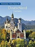 Deutschland Germany - Kalender 2016 - Korsch-Verlag - Wochenkalender - 24 cm x 32 cm
