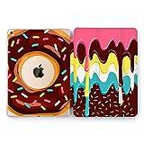 Wonder Wild Sugar River Design Case for Apple iPad 2 3 4 Pro 9.7 11 inch Mini 1 2 3 4 5 Air 2 10.5...