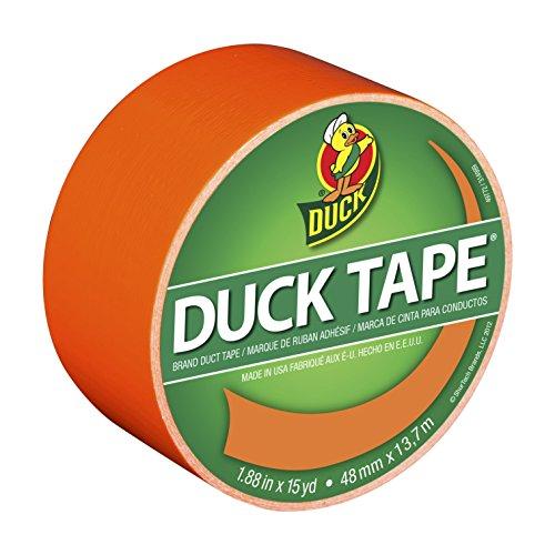 Duct Tape, Neon Orange