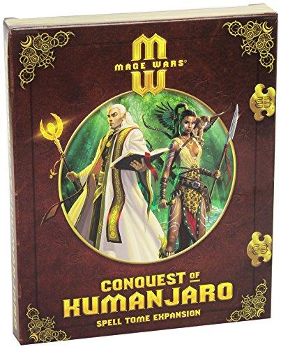 Arcane Wonders - Mage Wars Conquest of Kumanjaro