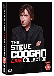 The Steve Coogan Live Collection